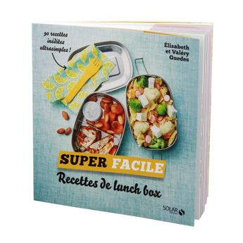 Achat en ligne Recettes de lunch box - super facile -Solar
