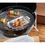 Plat en inox spécial grill BBQ - Gefu