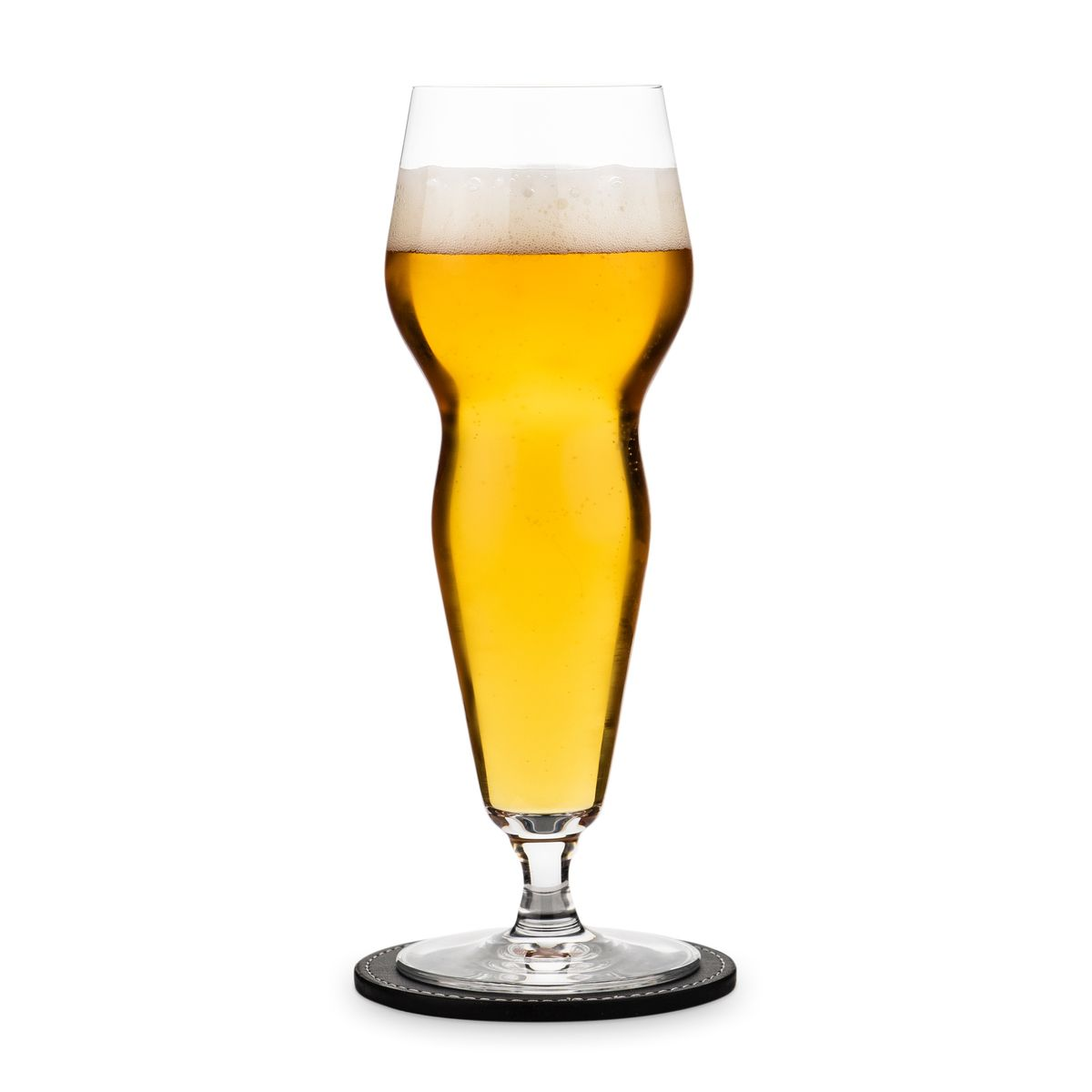 """Coffret 2 verres à bières """"Fraicheur et Effervescence"""" - Peugeot"""