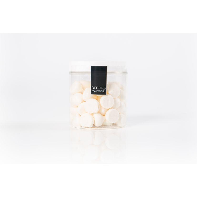Pot de meringues blanches 30gr