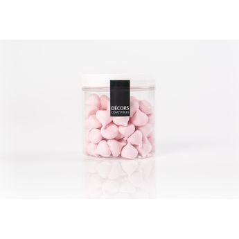 Achat en ligne Pot de meringues roses 30gr