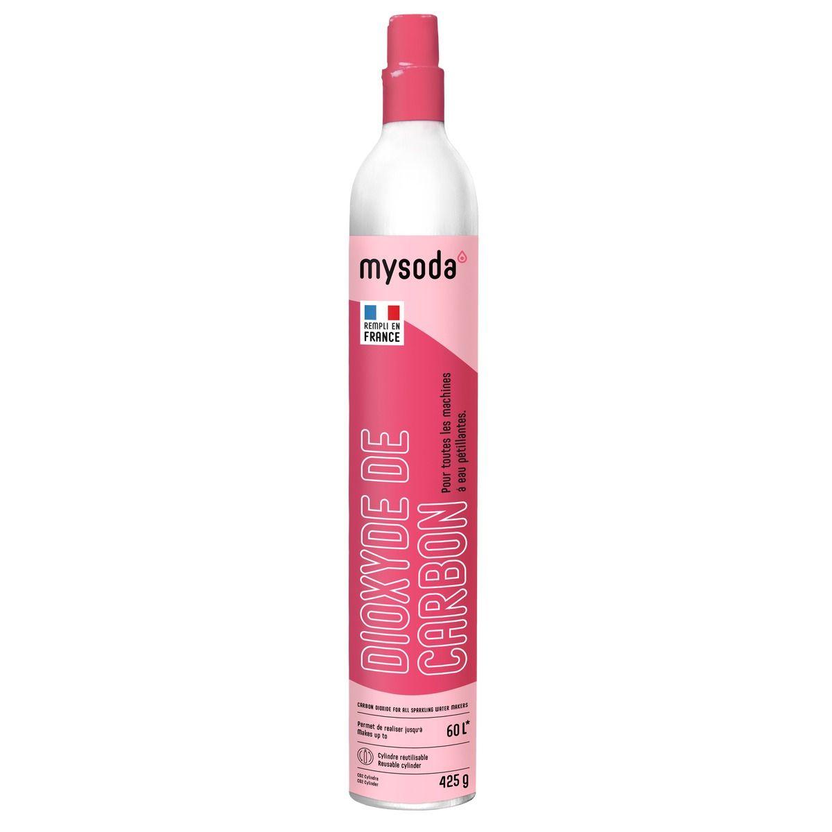Bouteille C02 (gaz+bouteille) - Mysoda