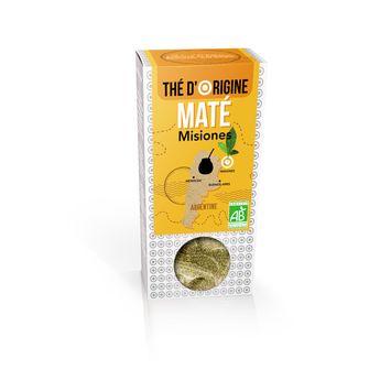 Achat en ligne Maté d´Argentine 90g - Aromandise