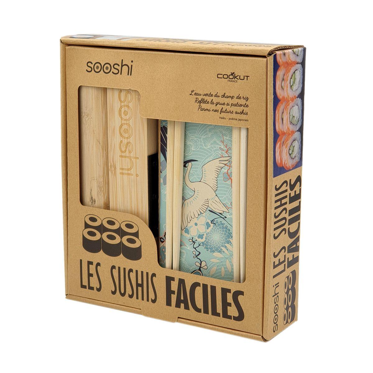 Coffret cadeau Sushis - Cookut
