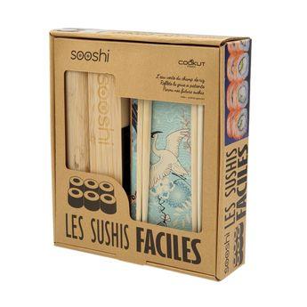 Achat en ligne Coffret cadeau Sushis - Cookut
