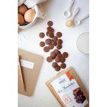 Chocolat au lait entier à pâtisser 36% Les Fondettes 250 gr - Weiss
