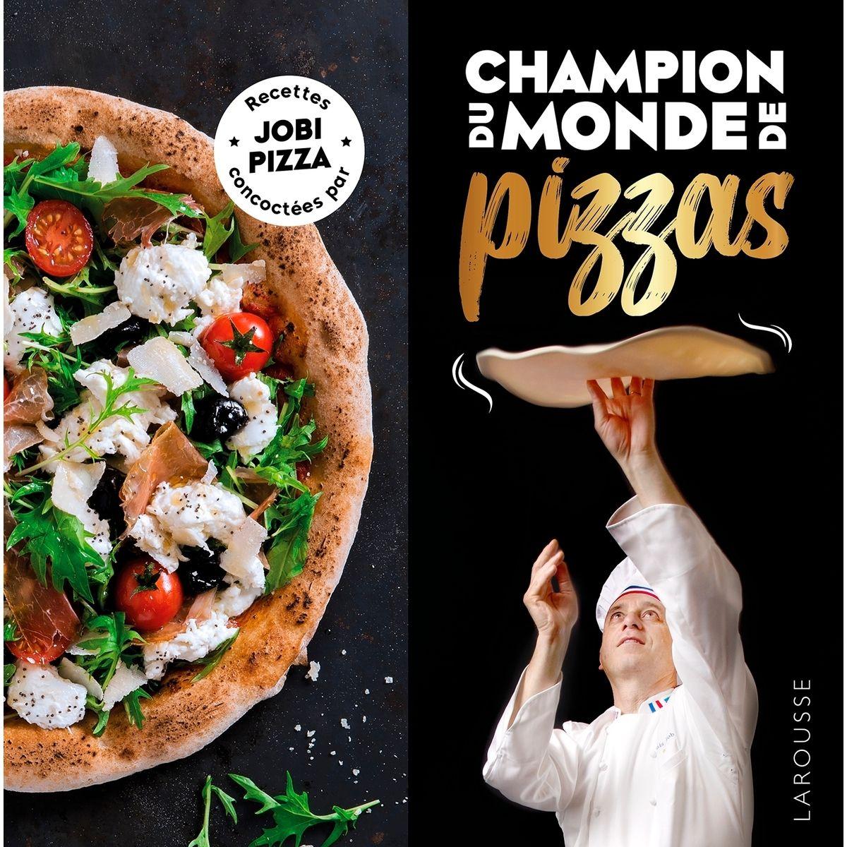 Champion du monde de pizzas - Larousse