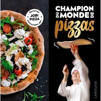 Achat en ligne Champion du monde de pizzas - Larousse