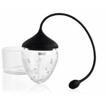 Achat en ligne Filtre à thé en verre Transparent - Adhoc