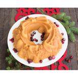 Moule couronne de Noël Bundt Holiday wreath pan en fonte d´aluminium - Nordic Ware