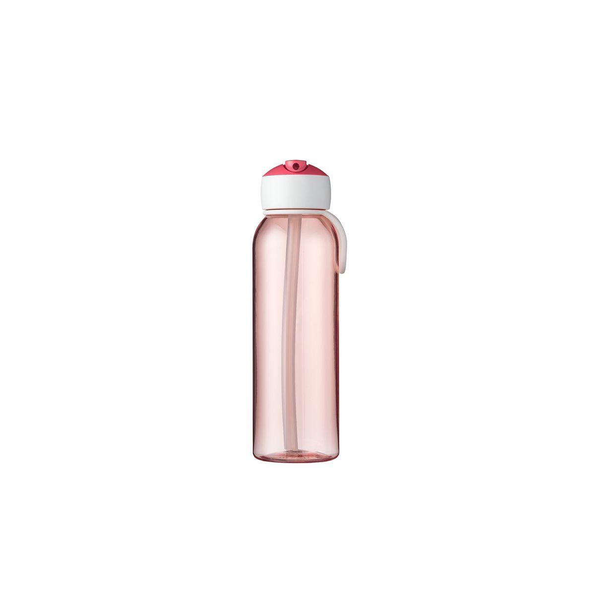 Bouteille d´eau flip-up campus 500 ml rose  - Mepal
