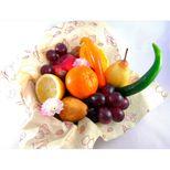 Lot de 3 emballages alimentaires réutilisables coton et cire d´abeille taille S. M et L Graphik - Alice Delice