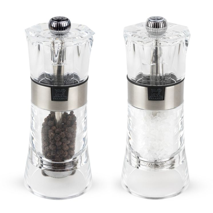 Duo de moulins sel et poivre Oslo 14 cm - Peugeot