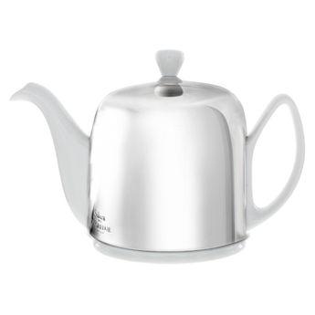 Achat en ligne Théière Salam 6 tasses porcelaine 1L - Degrenne