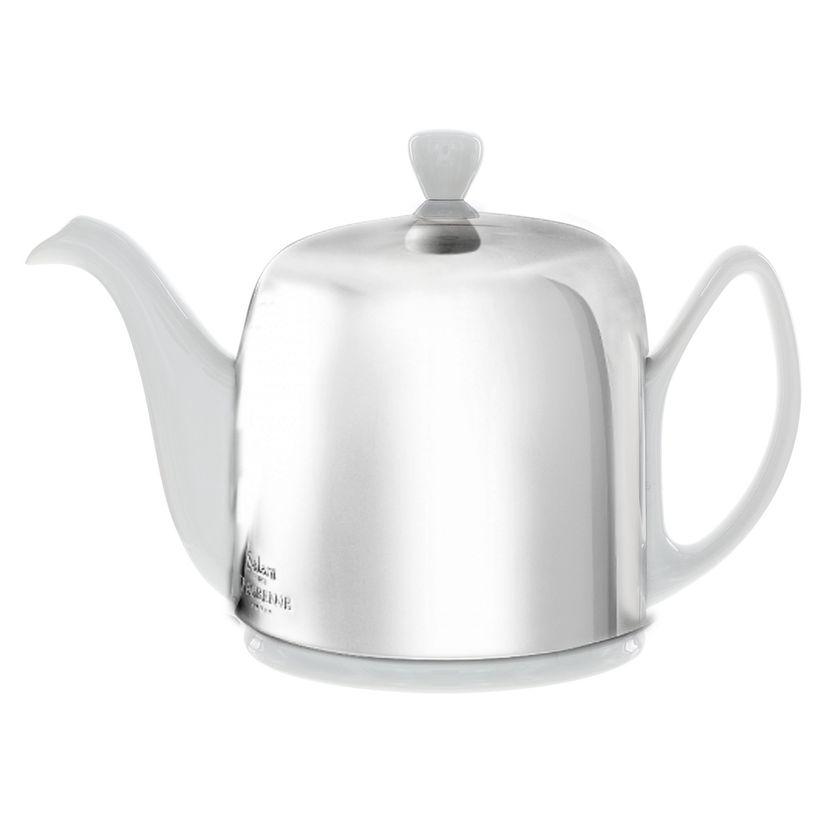 Théière Salam 6 tasses porcelaine 1L - Degrenne