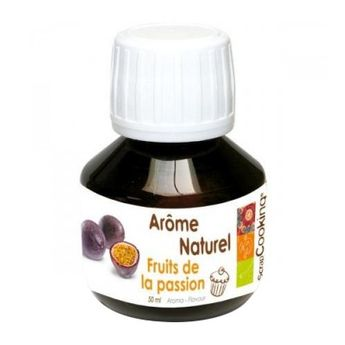 AROME NATUREL DE FRUIT DE LA PASSION 50ML - SCRAPCOOKING