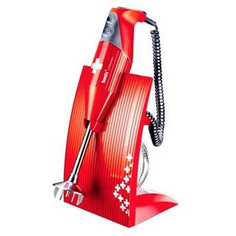 Mixeur plongeant m200 Swissline rouge - Bamix