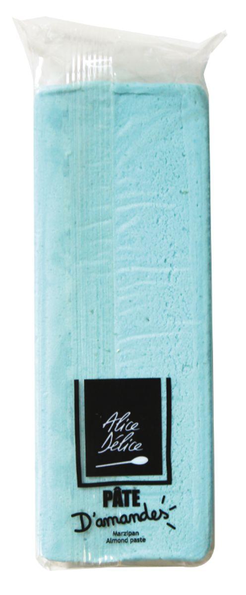 Pâte d´amande bleu clair 250g - Alice Délice