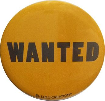 MAGNET DECAPSULEUR - WANTED - LULU CREATION