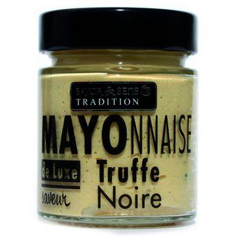 MAYONNAISE TRUFFE NOIRE - SAVOR ET SENS
