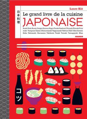Grand Livre Cuisine Japonaise Mango Alice Delice