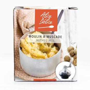 MOULIN MUSCADE NOIR - ALICE DELICE